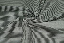 Tissu Coton/Elasthanne Tilleul de Qualité, Coupon 3 mètres