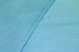 Popeline Coton/Elasthanne Turquoise