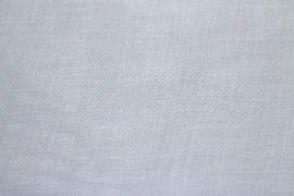 Voile Uni Polycoton Blanc