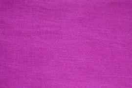 Voile Uni Polycoton Fuchsia