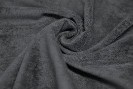 Tissu Velours Corduroy Noir Coupon de 3 mètres