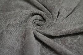 Tissu Velours Corduroy Taupe Coupon de 3 mètres