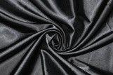 Satin Elasthanne Noir