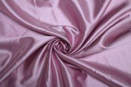 Tissu Satin Elasthanne Rose Clair Coupon de 3 mètres