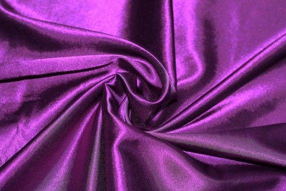 Satin Elasthanne Violet