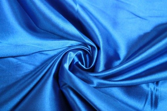 Satin Elasthanne Royal