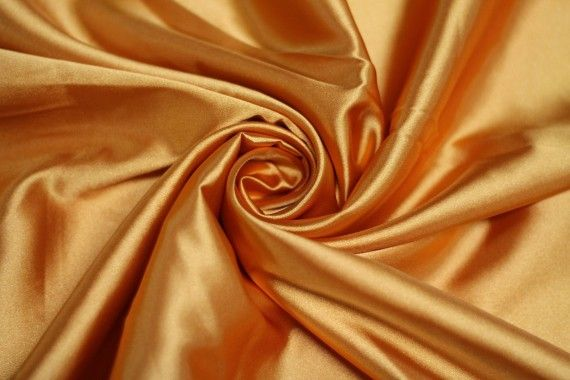Satin Elasthanne Orange