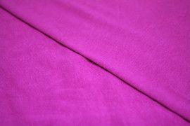 Jersey Coton Fuchsia