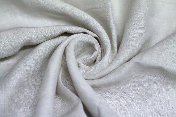 Lin Uni Blanc 100%