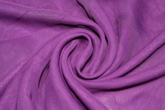 Mousseline Unie Violet