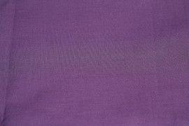 Popeline Unie 100% Coton Violet