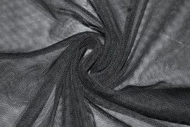 Résille Polyester Noire