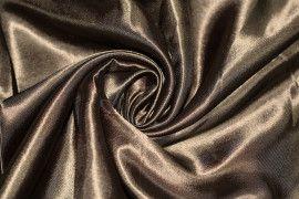 Satin Polyester Choco