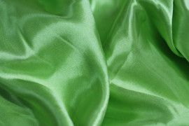 Satin Polyester Anis