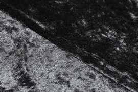 Panne de Velours Noire
