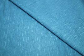 Jersey Flammé Turquoise