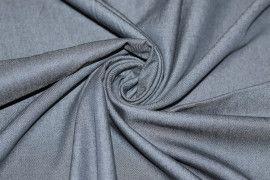 Tissu Jeans Tencel Bleu -Au Mètre