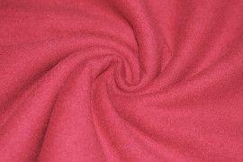 Tissu Caban Rouge Coupon de 3 metres