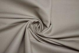 Tissu Coton Uni Vegas Beige Au Mètre