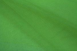 Tissu Tulle Raide Jaune Fluo -Au Mètre