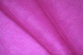 Tissu Tulle Raide Fuchsia -Au Mètre