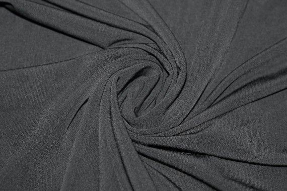 """Tissu """"Lycra"""" Pitch Noir Coupon de 3 Mètres"""