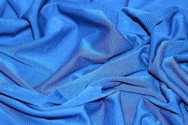 "Tissu ""Lycra"" Pitch Royal Coupon de 3 Mètres"