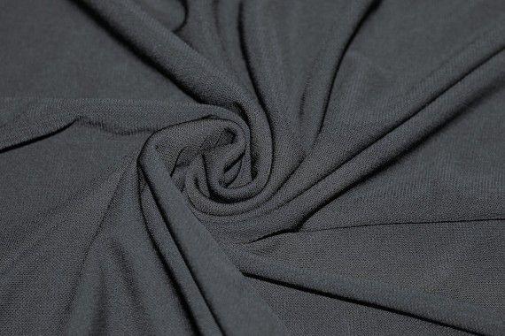 """Tissu """"Lycra"""" Solton Noir Coupon de 3 Mètres"""