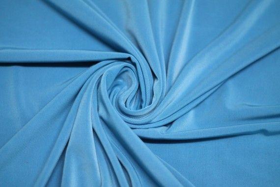 """Tissu """"Lycra"""" Venezia Turquoise Coupon de 3 Mètres"""
