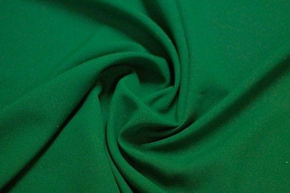 Tissu Burlington Uni Vert -Coupon de 3 mètres