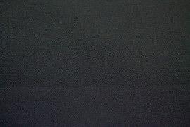 Tissu Double Crêpe Epais Gris -Au Mètre