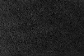 Tissu Laine Bouillie Noire -Au Mètre