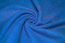 Tissu Caban Bleu Royal -Au Mètre