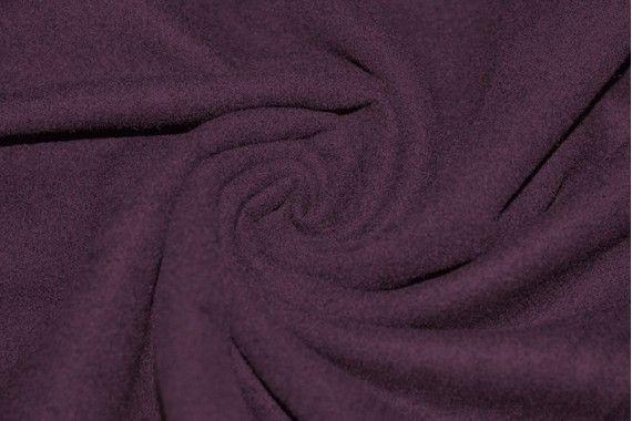 Tissu Caban Prune -Au Mètre