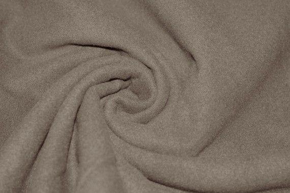 Tissu Caban Taupe -Au Mètre