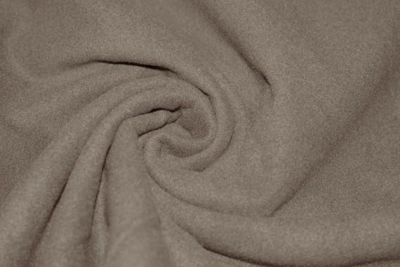 Tissu Caban Noir Coupon de 3 mètres