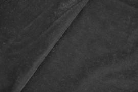 Tissu Velours Extensible Gris -Au Mètre