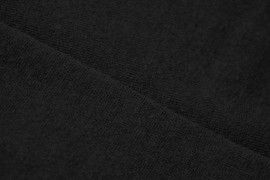 Tissu Maille Pull Blum Noir -Au Mètre