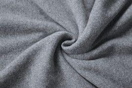 Tissu Maille Pull Blum Gris Clair -Au Mètre