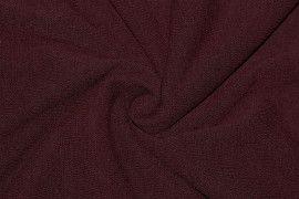Tissu Maille Pull Blum Bordeaux -Coupon de 3 mètres