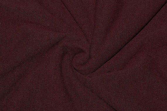 Tissu Maille Pull Blum Bordeaux -Au Mètre