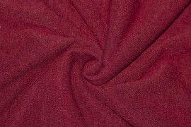 Tissu Maille Pull Blum Rouge -Coupon de 3 mètres