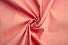 Tissu Bengaline Corail -Au Mètre