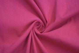 Tissu Bengaline Fuchsia -Au Mètre