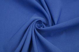 Tissu Bengaline Bleu Roi -Au Mètre