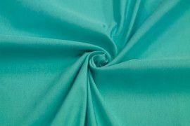 Tissu Bengaline Aqua -Coupon de 3 mètres