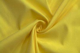 Tissu Bengaline Jaune -Coupon de 3 mètres