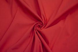 Tissu Bengaline Rouge -Coupon de 3 metres