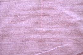 Tissu Voile Uni 100% Coton Rose -Coupon de 3 mètres
