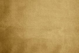 Tissu Suédine Maille Lourde Camel -Au Mètre